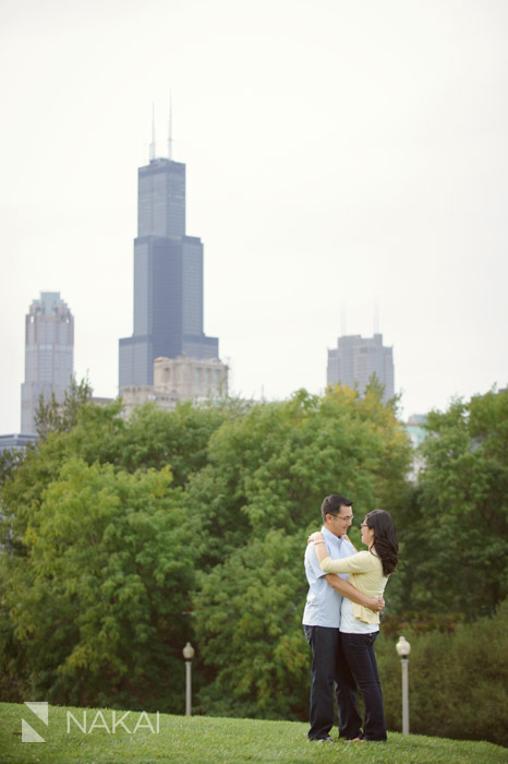 museum campus engagement picture chicago