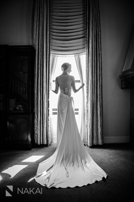 chicago wedding photographer bride