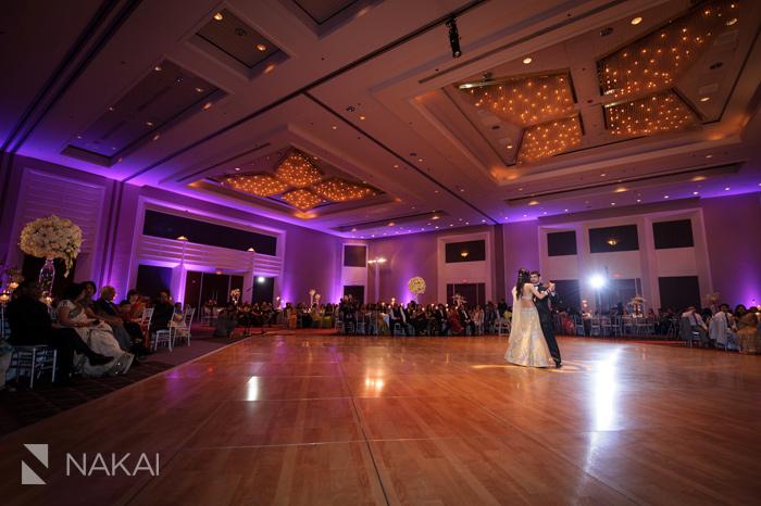 Chicago Hyatt Regency Ohare South East Asian Wedding