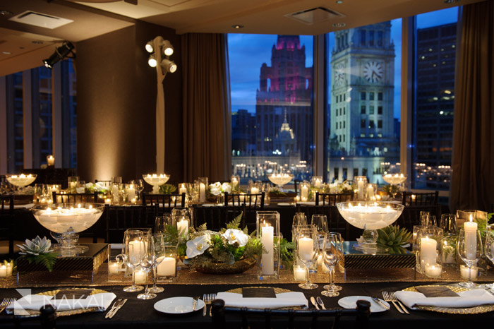 chicago trump salon wedding reception picture sqn events