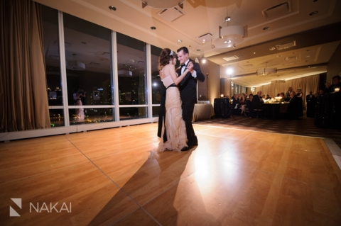 chicago trump wedding reception pictures