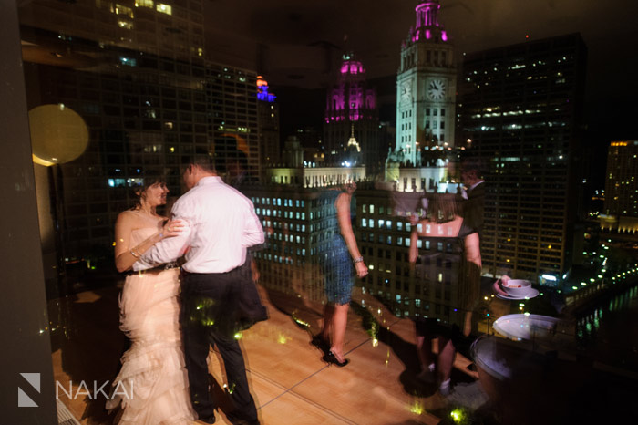 chicago trump wedding reception photos