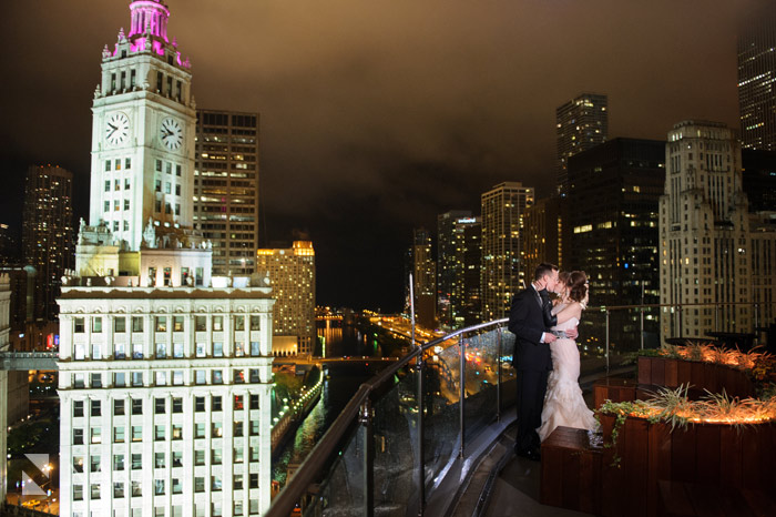 chicago trump wedding pictures