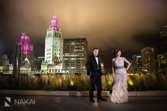 chicago trump wedding photos