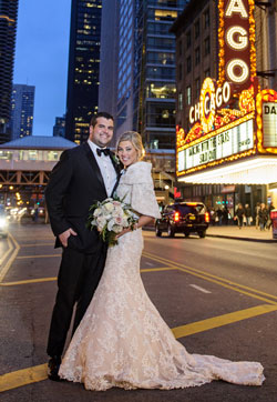 chicago winter wedding photographer testimonial