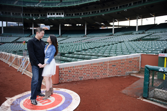 Tag Archives Wrigley Field Engagement Photos