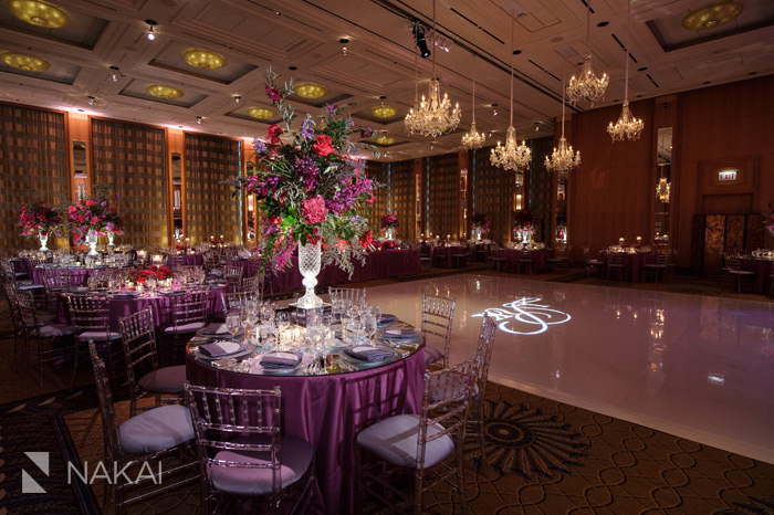 chicago luxury wedding photo peninsula hotel
