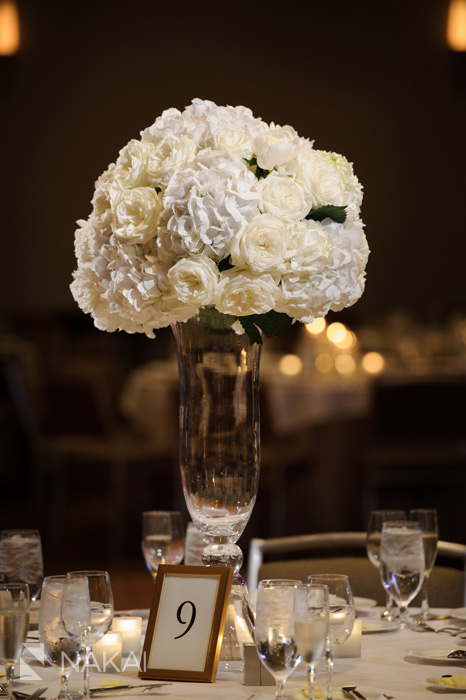 westin chicago north shore wedding reception picture