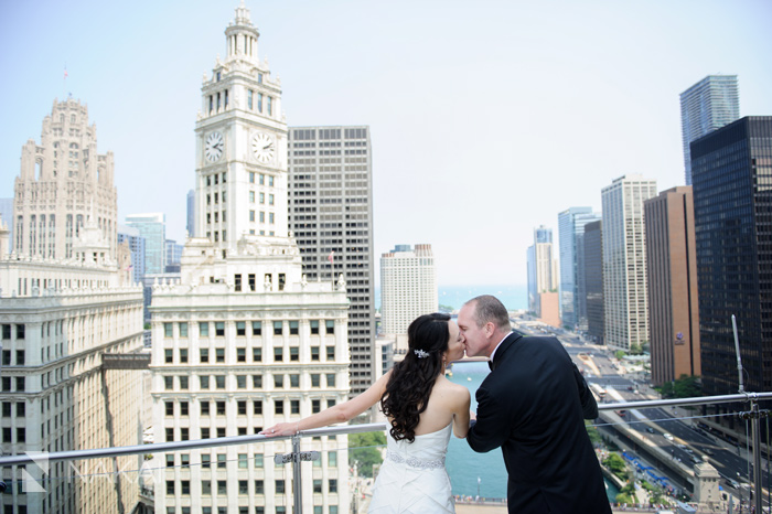 trump chicago wedding photographer