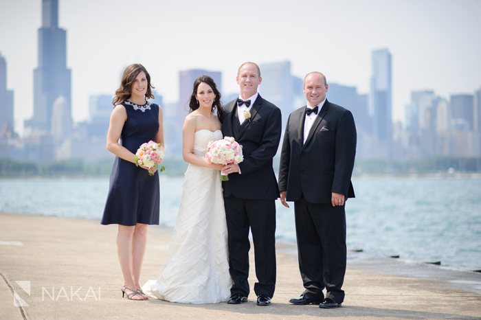 adler planetarium wedding photographer