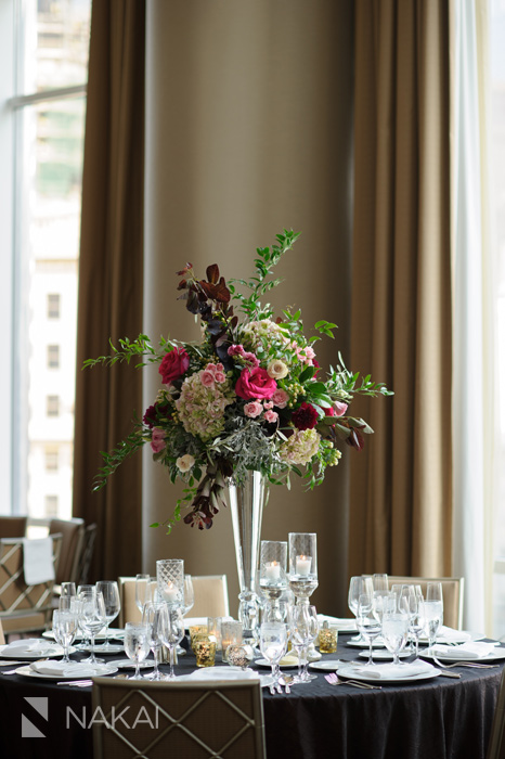trump hotel chicago wedding reception photo hello darling