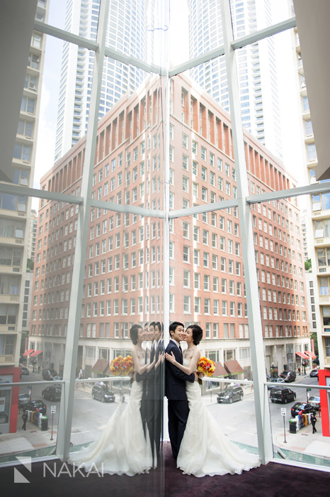 chicago sofitel wedding photos