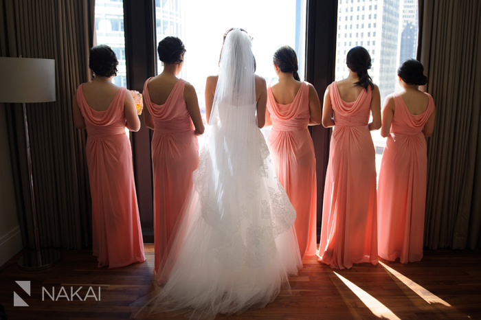 langham chicago wedding picture