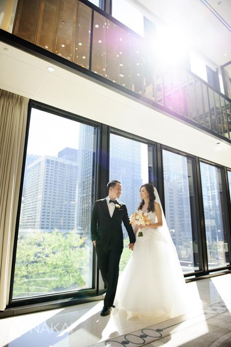 luxury chicago wedding photographer
