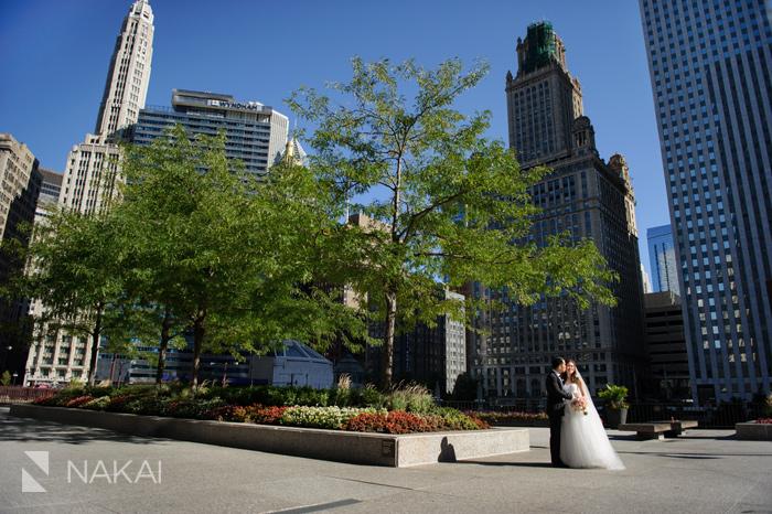 chicago langham wedding photographer
