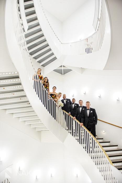 museum of contemporary art chicago wedding photos
