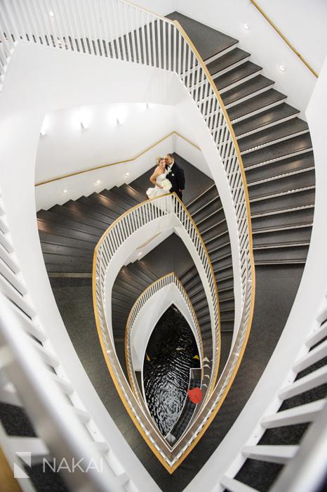 museum of contemporary art chicago wedding photographer