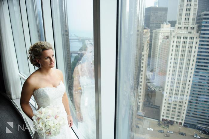 trump chicago wedding photos