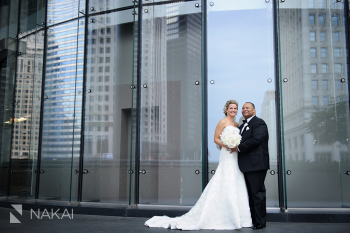trump chicago wedding pictures