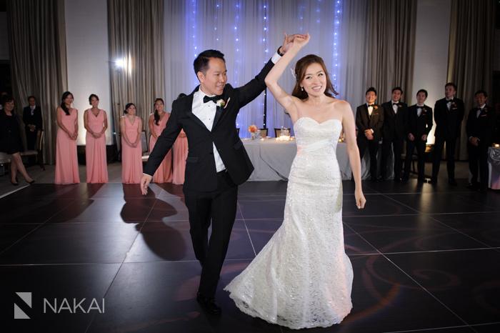 langham wedding reception photo