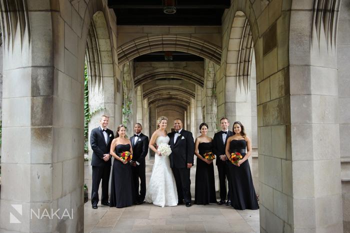 fourth presbyterian church chicago wedding photographer