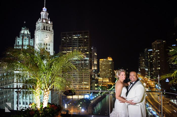trump chicago wedding photographer