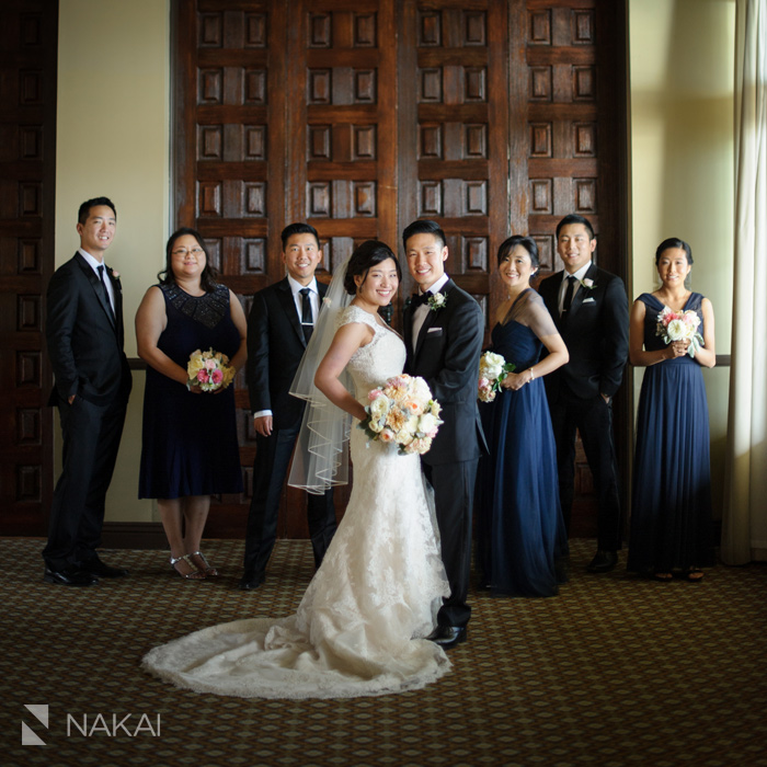 bel-air bay club wedding picture