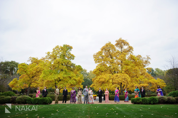 cantigny park wedding photo