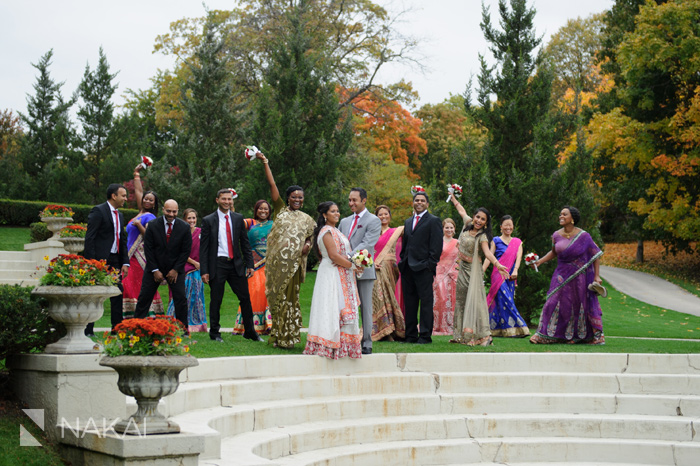 cantigny park wedding picture