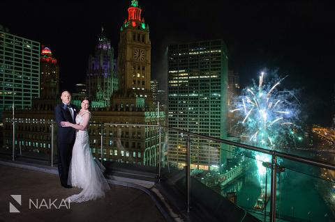 trump wedding chicago luxury photo