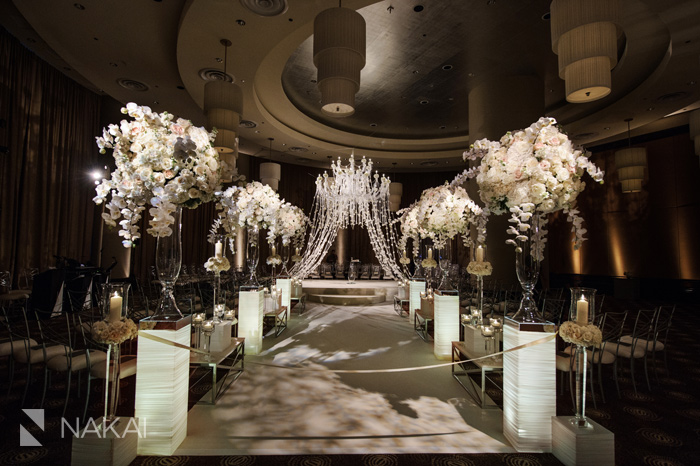 Luxury Life Design Best Wedding Locations In The World: Luxury Wedding Photos At Chicago Trump Tower