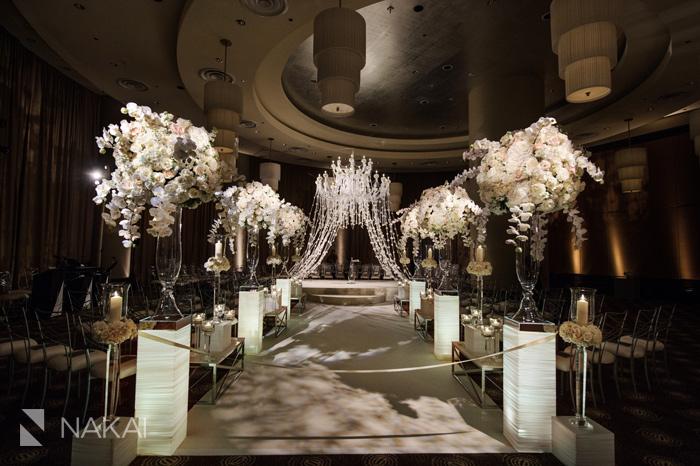 Luxury Life Design Best Wedding Locations In The World: Luxury Wedding Photos At Chicago Trump Tower