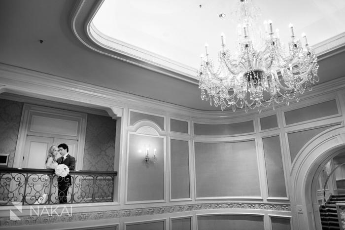 four seasons chicago wedding photography