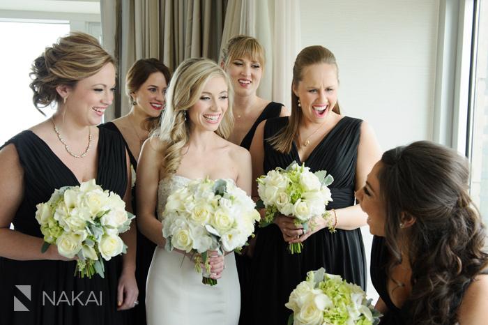 chicago four seasons wedding photography