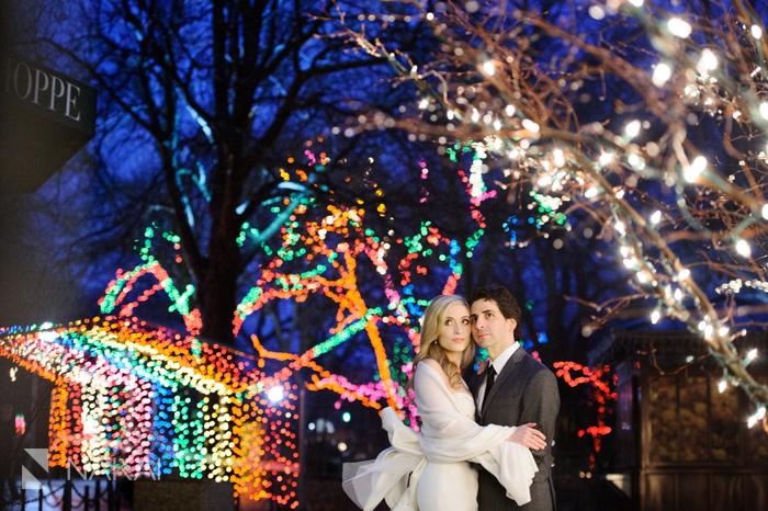 lincoln park zoo chicago wedding photographer