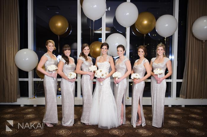 trump chicago luxury wedding photographer best