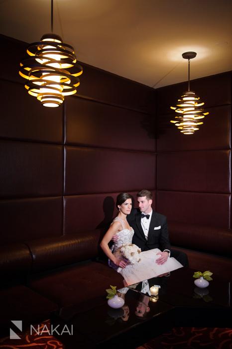 Chicago Luxury Wedding Photographer Trump Tower New