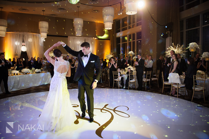 trump tower chicago wedding photos luxury sqn events kehoe