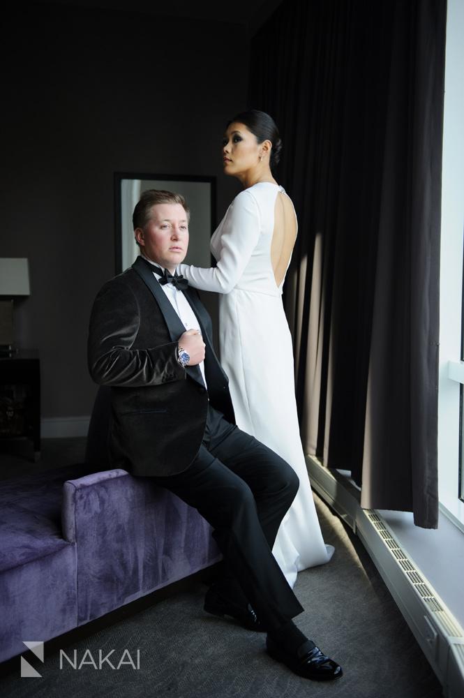 chicago 5 star hotel wedding trump photo