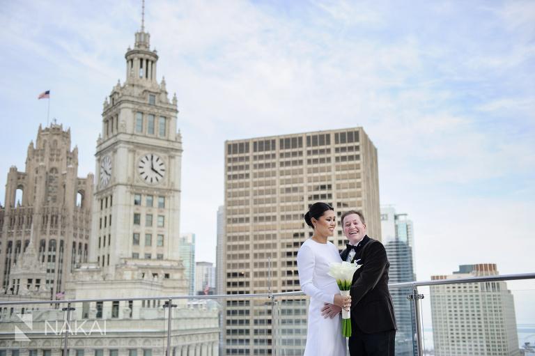 chicago luxury wedding photographer 5 star hotel trump, photo