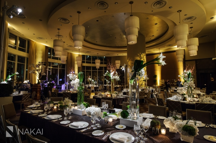 chicago 5 star hotel wedding trump kehoe designs, picture