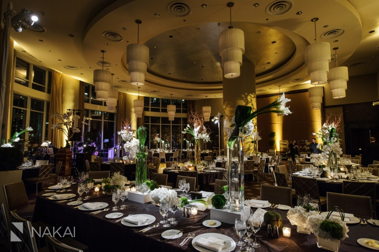 chicago 5 star hotel wedding trump kehoe designs, picture