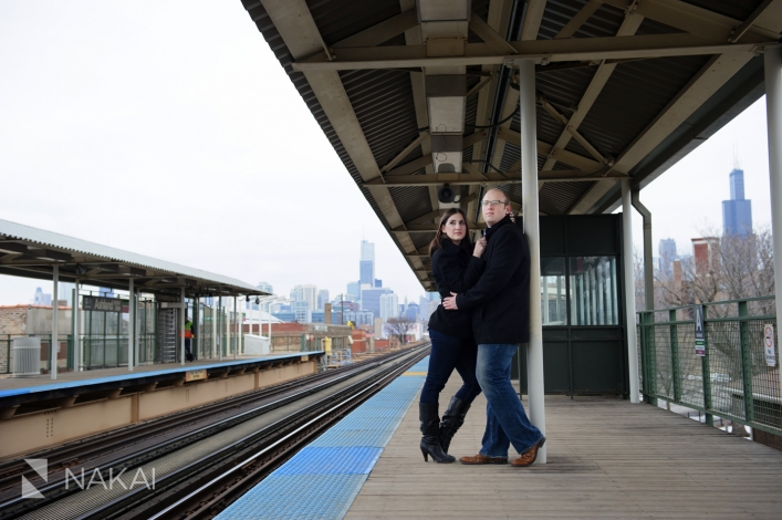 chicago engagement photos photographer