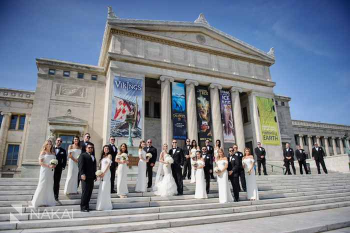 field museum wedding photographer pictures chicago