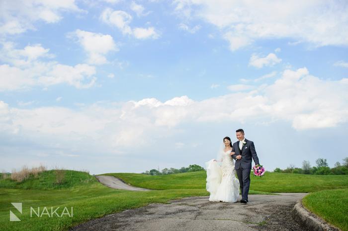 illinois-chicago-suburbs-golf-course-wedding photo