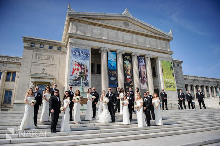field museum wedding photos chicago