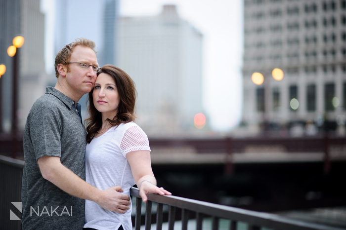 chicago engagement session photos