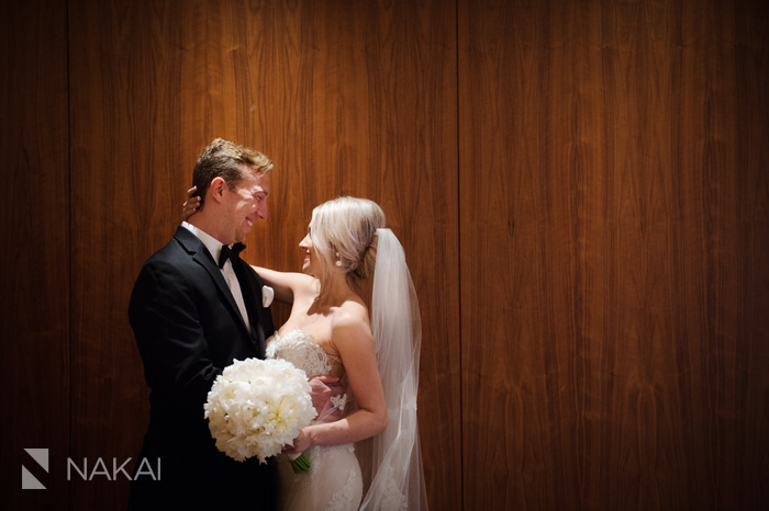 public hotel chicago wedding photo