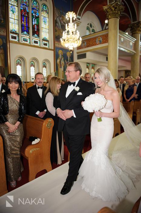 chicago greek orthodox wedding pictures