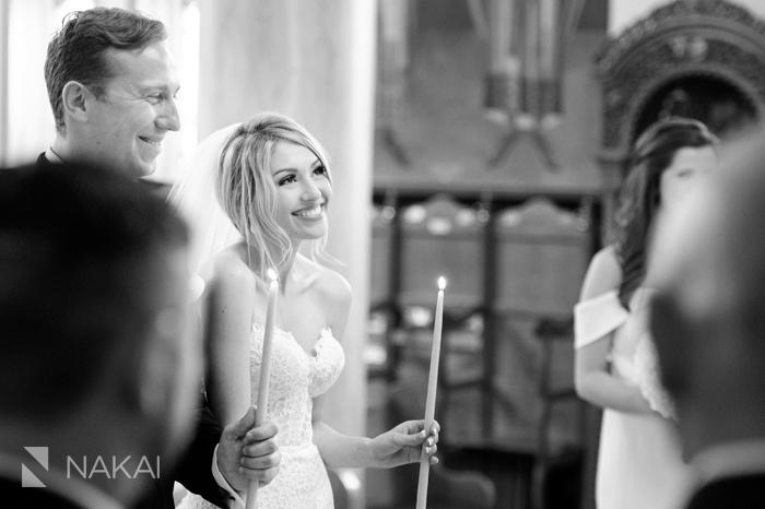 chicago greek orthodox wedding photographer